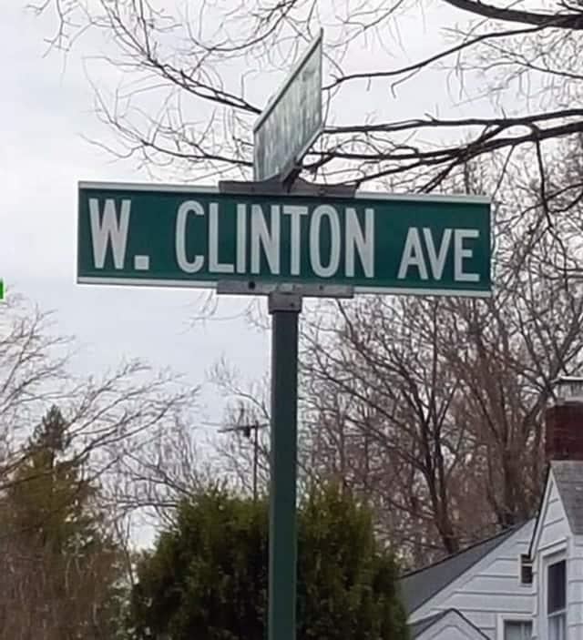 West Clinton Avenue in Bergenfield, N.J.
