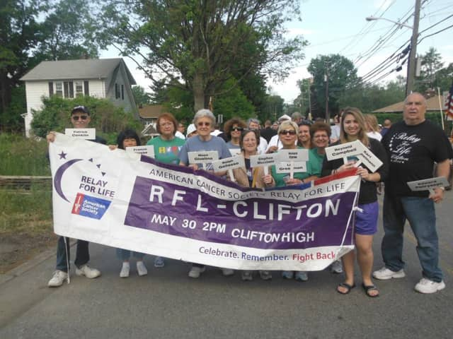 Clifton's Relay for Life team is raising money for the June event with two April fundraisers.