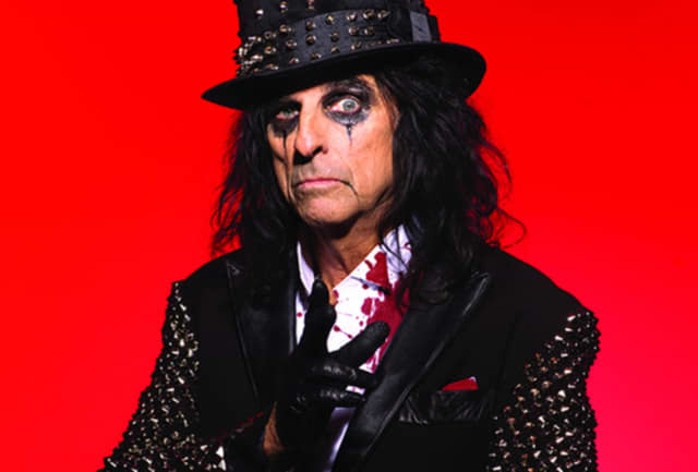 Alice Cooper is set to rock the Capitol Theatre.