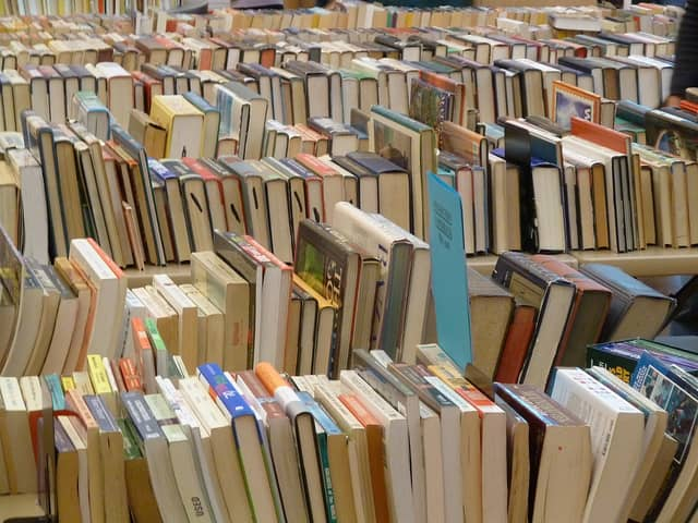 The Ridgefield Park Library's book and bake sale will be Oct. 22-24.