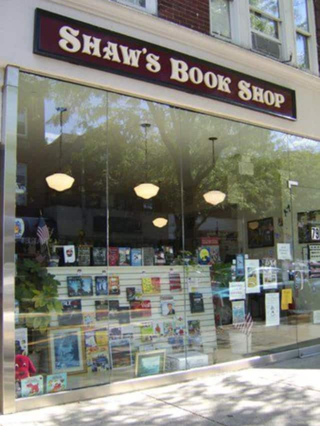 Celebrate Small Business Saturday at Shaw's Book Shop, 79 Westwood Ave., Westwood.