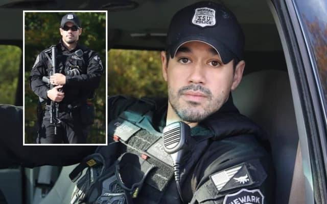 Newark Police Detective Joseph Kerik