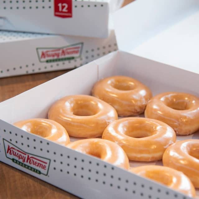 Krispy Kreme is coming to Bergen County... eventually.