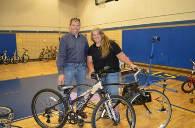 The 2nd Annual Recycle-Your-Bicycle Event is May 13-14 at George Washington Middle School in Ridgewood.