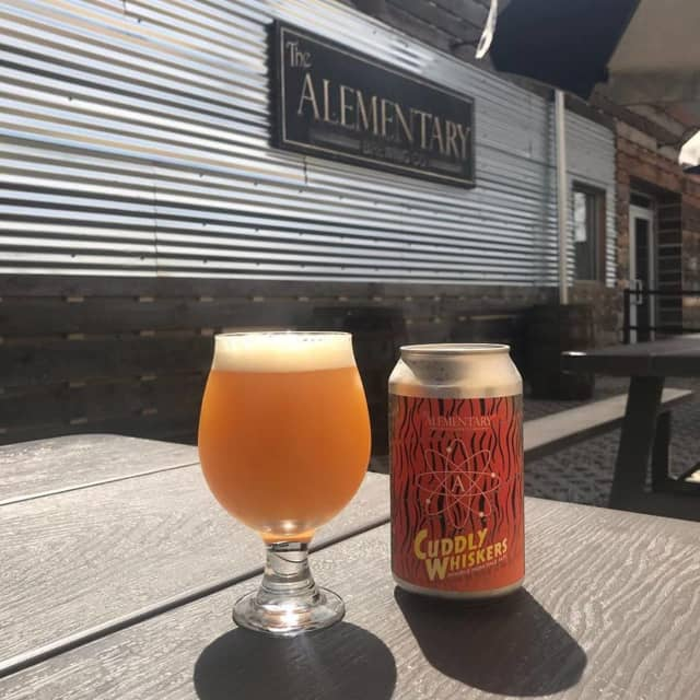 The Alementary in Hackensack has opened its patio for the season.