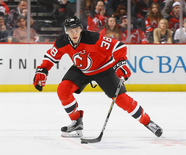 Steven Santini was recalled by the Devils.