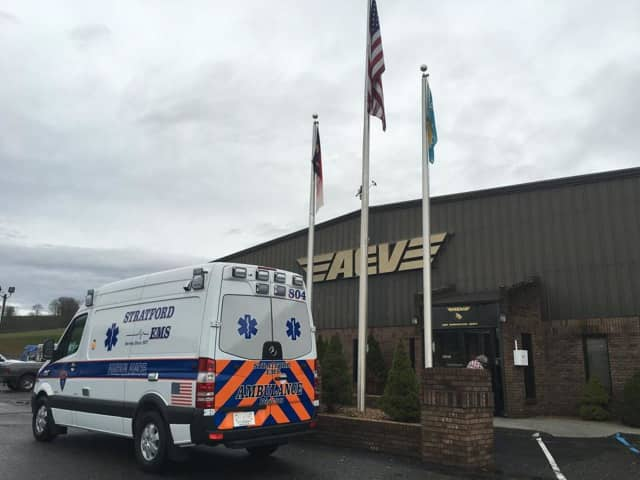 Stratford EMS announced the acquisition of a new ambulance.