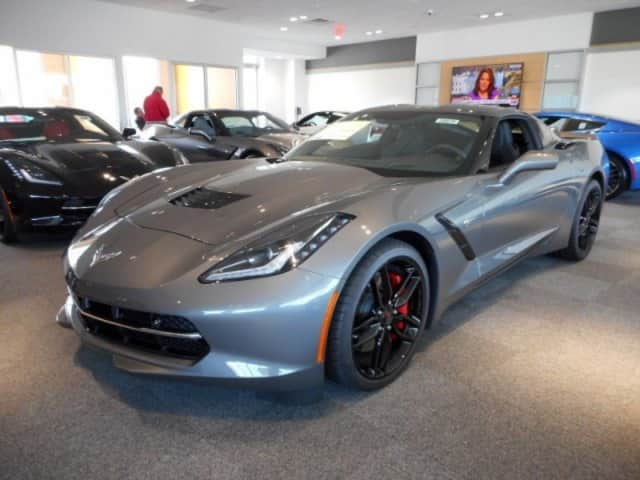 A 2016 Chevrolet Corvette Z51 is one of the best deals this week on Daily Voice Autos.