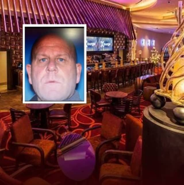 Todd S. Warner was arrested at the Parx Casino in Bensalem, PA, Monday, and later charged with his parents' killings, authorities said.