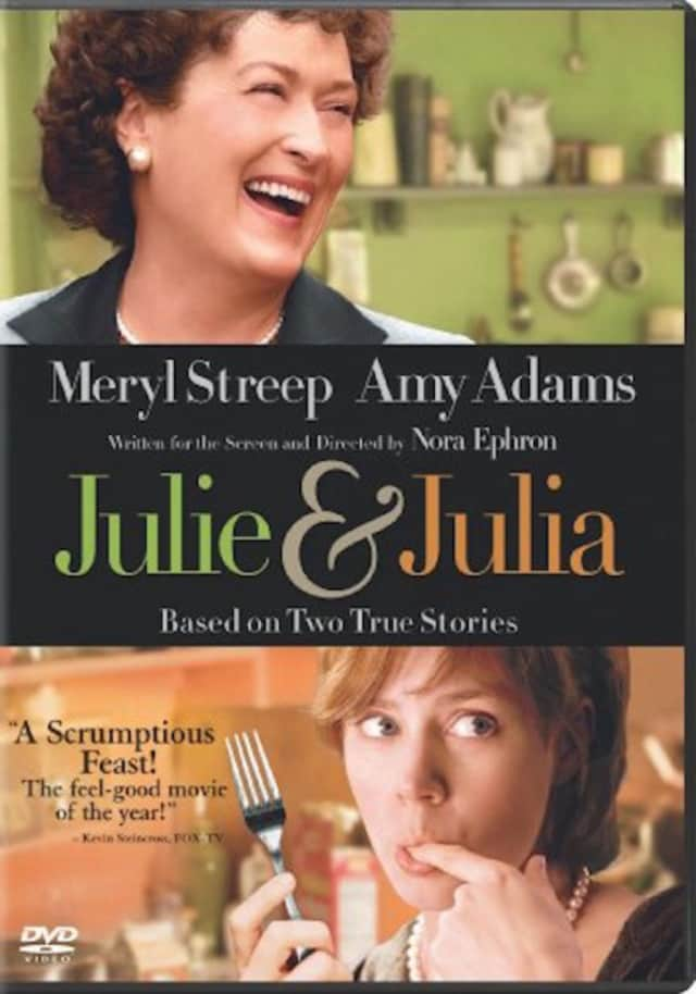 "Residents are invited to attend the Pound Ridge Library's Friday Film day at 10:30 a.m. Today's film is ""Julie & Julia"" starring Meryl Streep and Amy Adams."