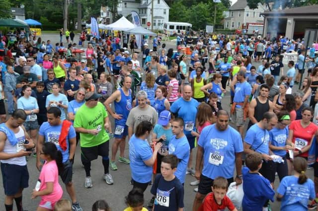 The annual 5K run hosted by New Mildford Fire Co. 1 is on Saturday, June 18.