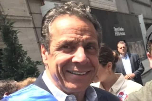 NY Gov. Andrew Cuomo
