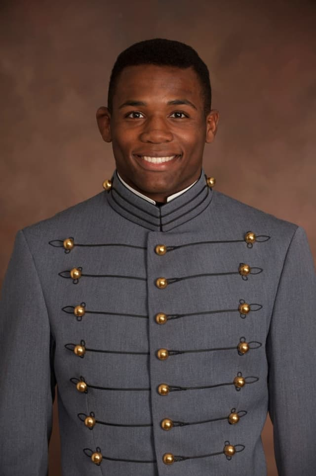 Cadet Christopher J. Morgan