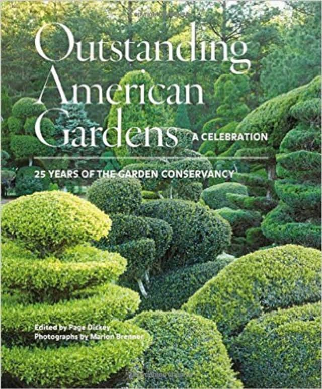 "Page Dickey is editor of the book ""Outstanding American Gardens"" which celebrates 25 years of work of the Garden Conservancy."