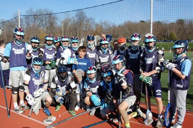 The Byram Hills school district is hosting the third annual No Man Down Lacrosse Classic.