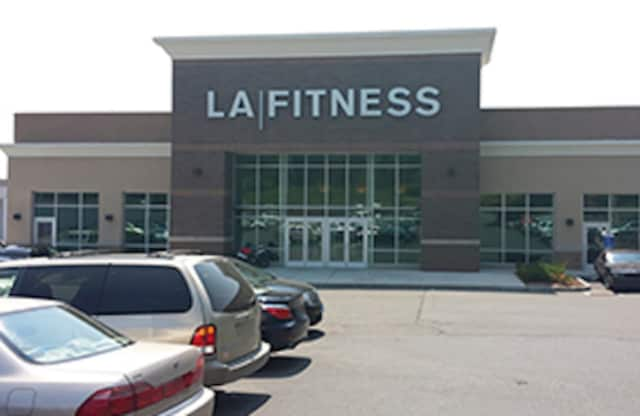 A Shelton man's car was stolen from the parking lot of LA Fitness in Trumbull, police said.
