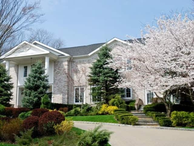 Two Coventry Court is up for auction in Mamaroneck.
