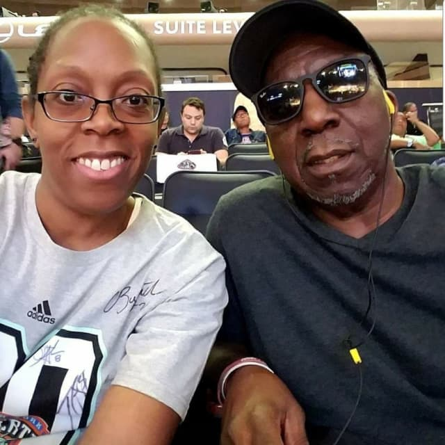 James Mcgee, 66, and Shenique Mcgee, 46, died in the basement of their flooded home on Lincoln Place in Irvington on Sept. 1.