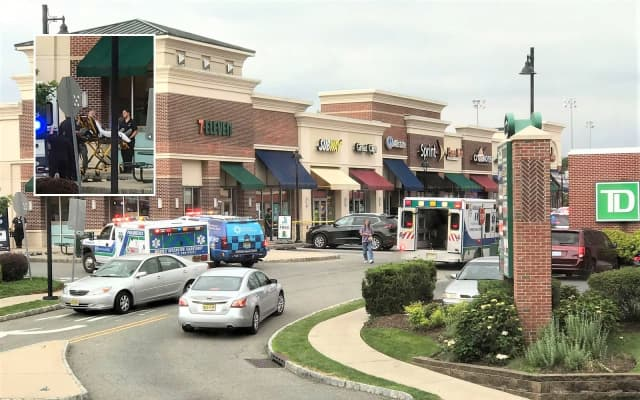 Side-by-side crashes in two weeks at Lodi shopping center.