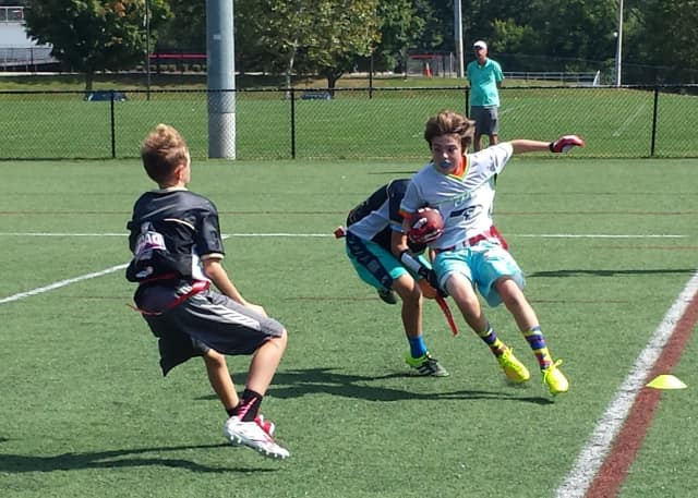Registration is open for the New Canaan Flag Football League.