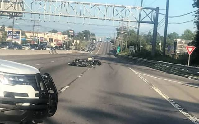RT 3 STANDSTILL: Motorcyclist Seriously Injured In Clifton Crash