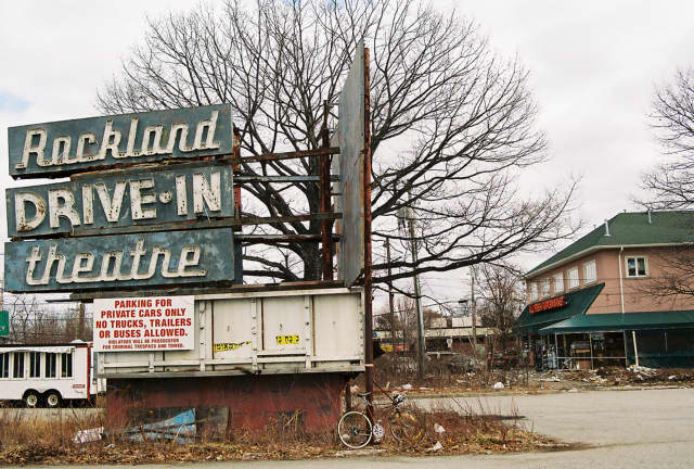 The site of the former Rockland Drive-In Theatre is being proposed forhousing.