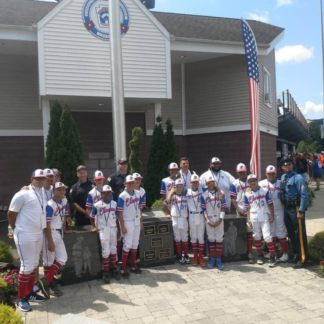 The Elmora Youth League team from Elizabeth is headed to its first Little League World Series