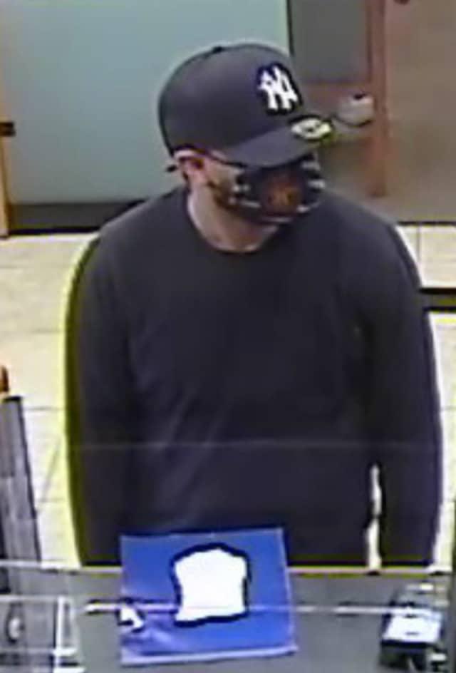 Belleville bank robber
