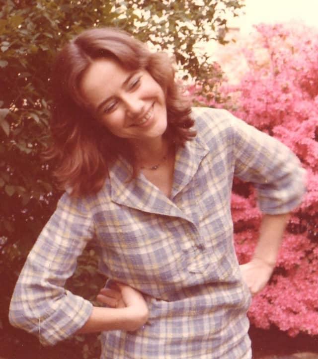 Arlene Renna in her high school days.