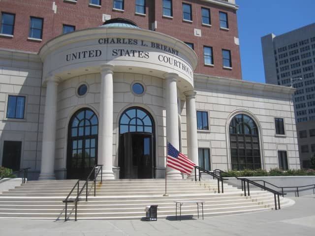 U.S. Court House in White Plains