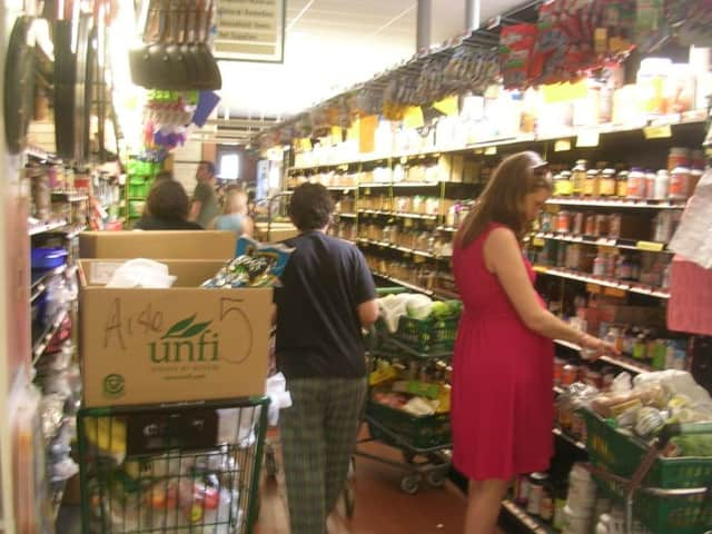 A group of residents, starting a food co-op on Northern Westchester, will hold its first organizational meeting tomorrow at the Katonah First Presbyterian Church.
