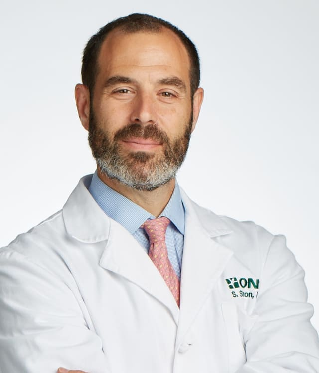 Dr. Scott Simon, a neurosurgeon with Orthopaedic and Neurosurgery Specialists.