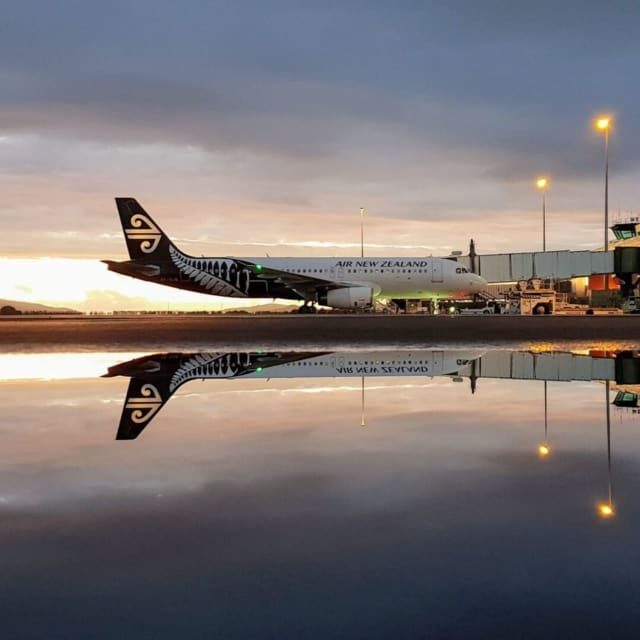 Air New Zealand will be offering a long nonstop flight to its home base from Newark.