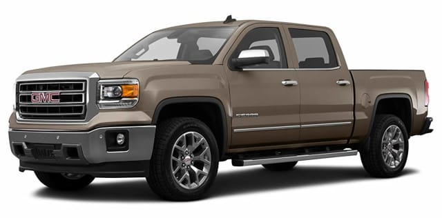 2015 GMC Sierra 1500 models are among the vehicles subject to a recall.