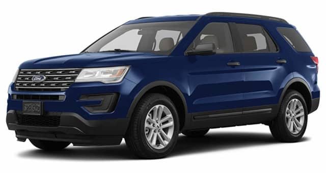 More than 300,000 2017 Ford Explorers are being recalled.