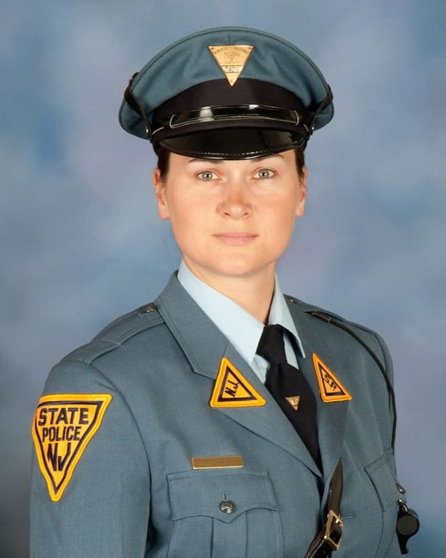 New Jersey State Trooper Cassandra Pugh
