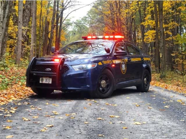 New York State Police troopers arrested a woman driving with a blood alcohol content nearly triple the legal limit in the Hudson Valley.