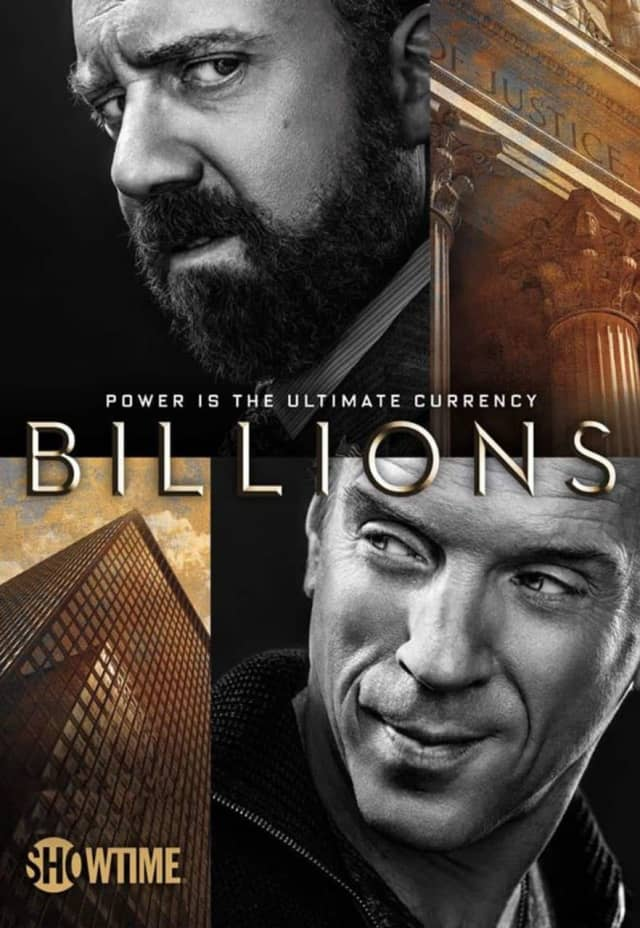 Eight extras working for the Showtime series 'Billions' were injured during a bus crash.