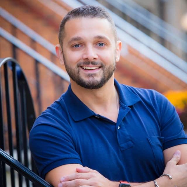 Michael DeFusco, Hoboken First Ward Councilman