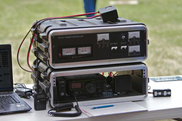 Amateur Radio operators are invited to attend Field Day in Mahwah.