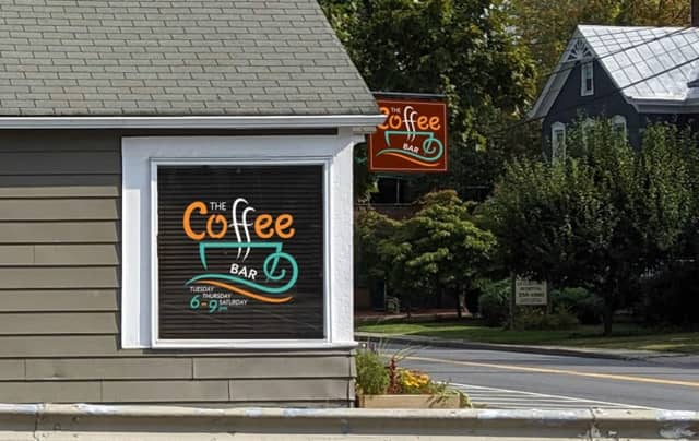 A new coffee bar has opened in New Paltz.