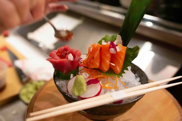 OKO's new location in Rye opened its doors on Wednesday, Dec. 18 and offers a wide variety of authentic Japanese eats.
