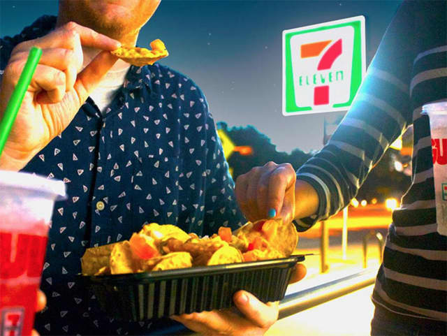 7-Eleven is testing stores without cashiers.