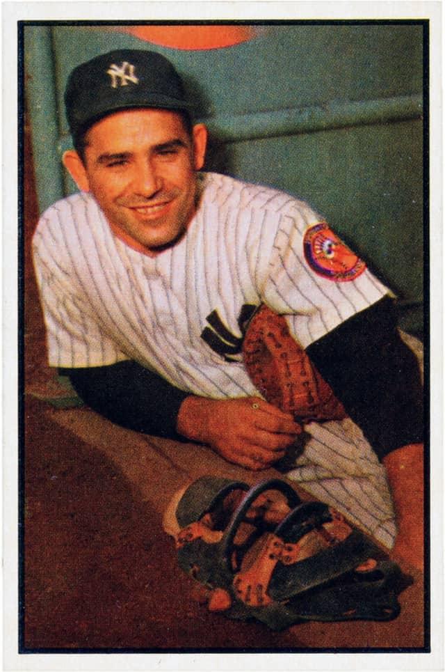 Yogi Berra of Tenafly.