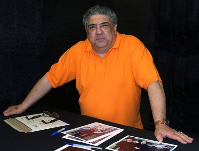 Happy birthday to New Rochelle's Vincent Pastore. The actor turns 70 today.