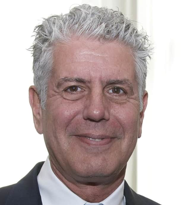 Chef, author, and television personality Anthony Bourdain is dead of an apparent suicide. He was 61.