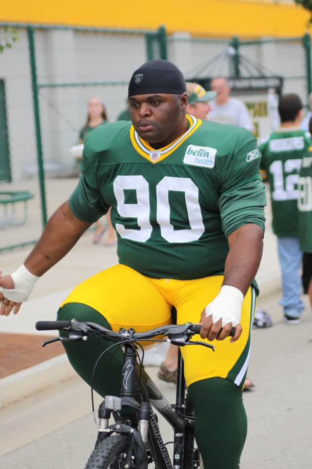 Former NFL player B.J. Raji turns 30 today.