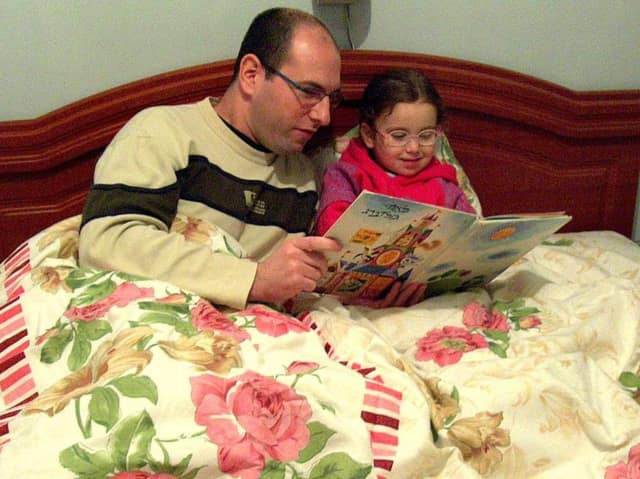 Bedtime stories may be for more than just bedtime.