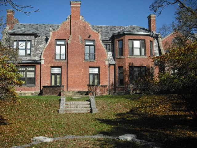 Birch Mansion at Ramapo College