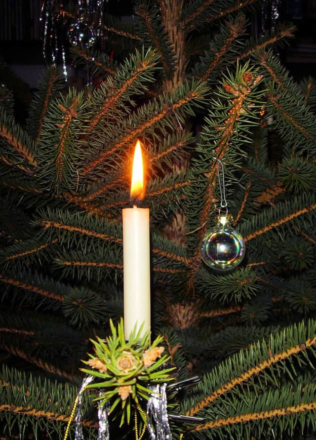 Scarsdale's Annual Tree Lighting is Dec. 4.